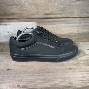 Vans Off The Wall All Black Sneakers